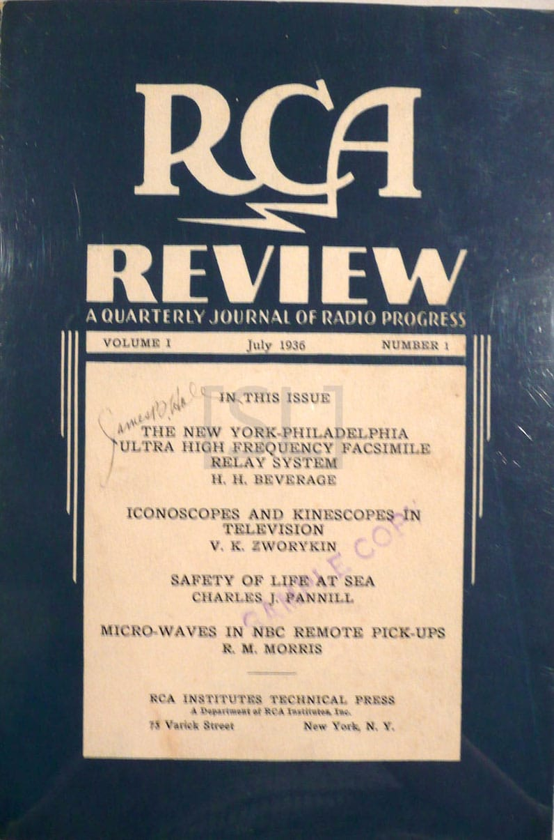 RCA Review