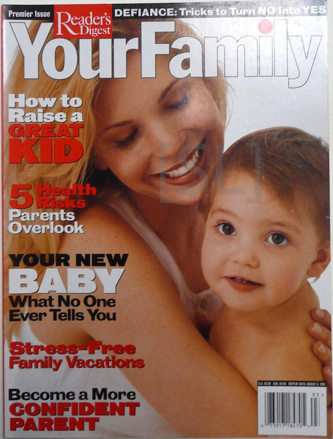 Reader's Digest Your Family