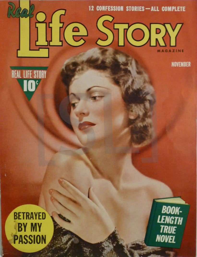Real Life Story Magazine