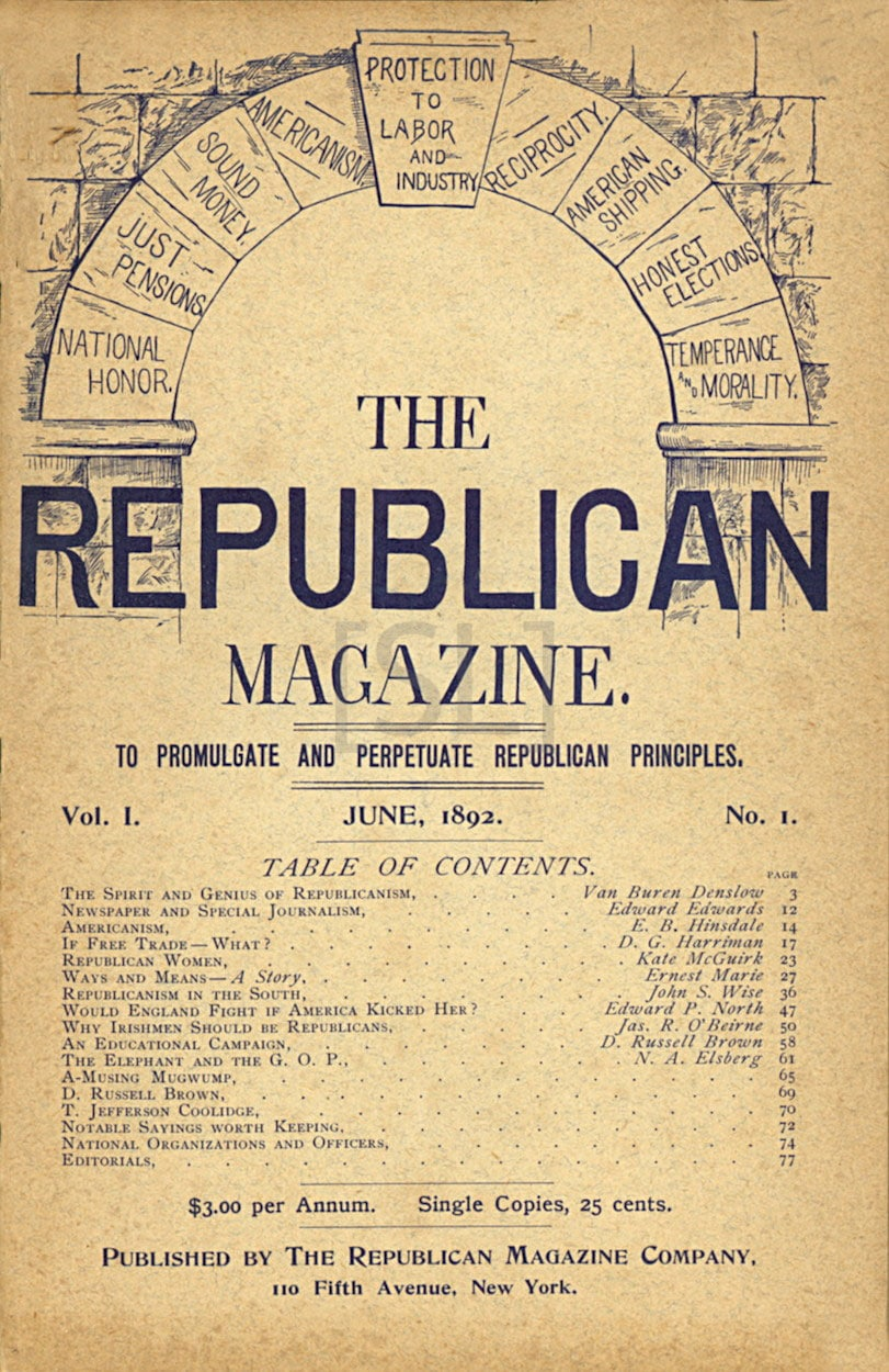 Republican Magazine