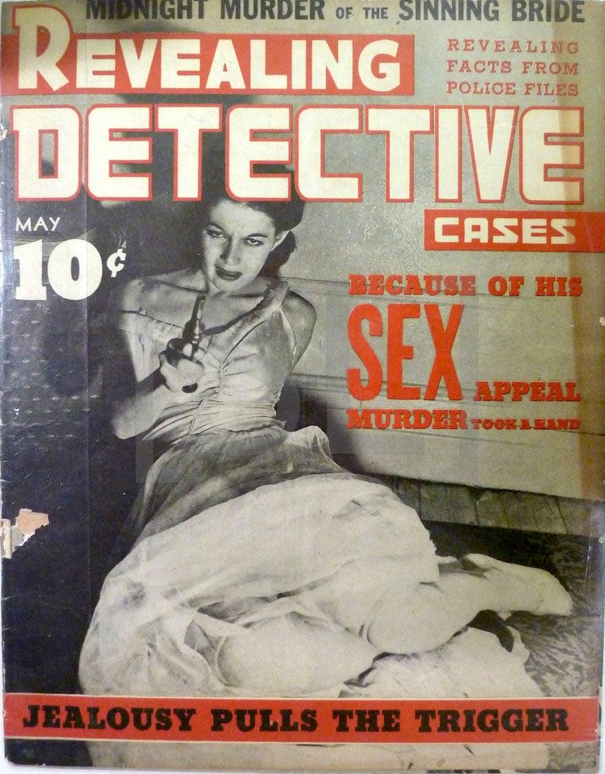 Revealing Detective Cases