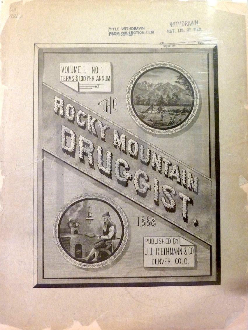 Rocky Mountain Druggist
