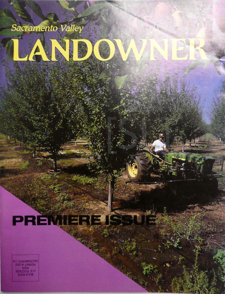 Sacramento Valley Landowner