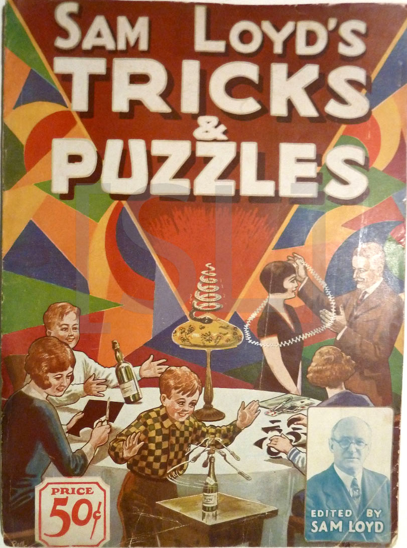 Sam Loyd's Tricks and Puzzles