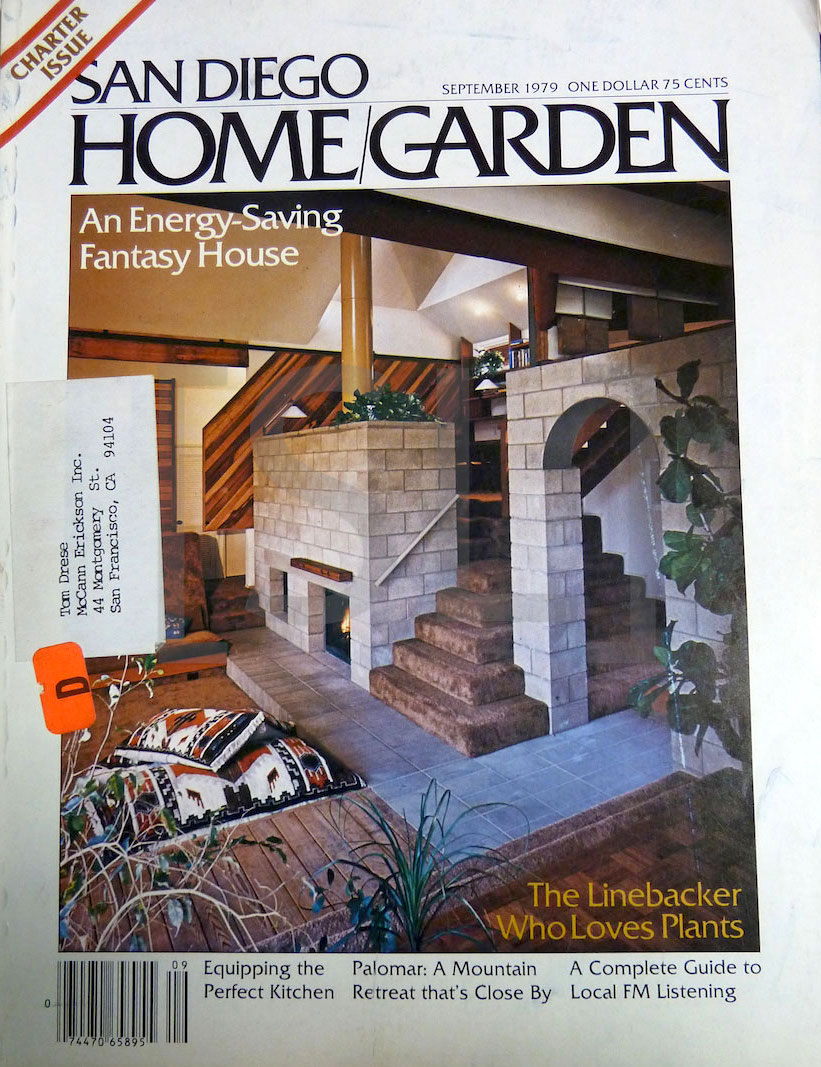 San diego home garden the steven lomazow collection for The home mag san diego