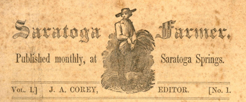 Saratoga Farmer