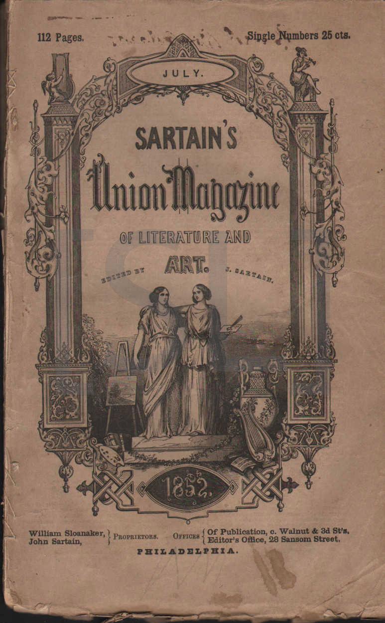 Sartain's Union Magazine