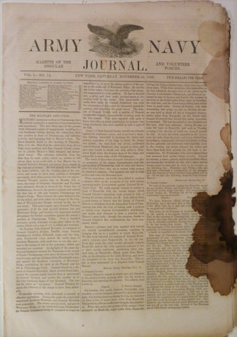 Army and Naval Journal