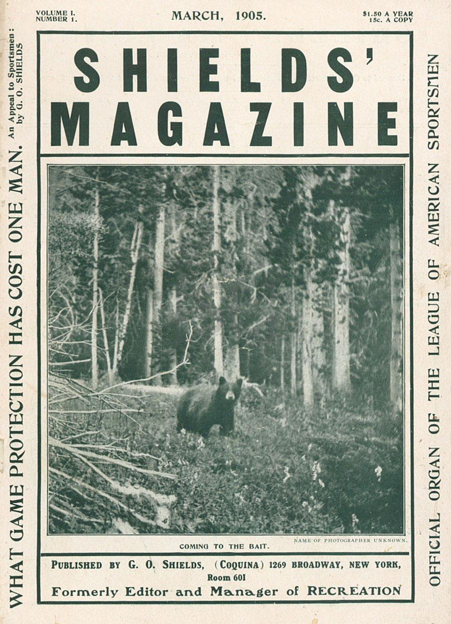 Shields' Magazine