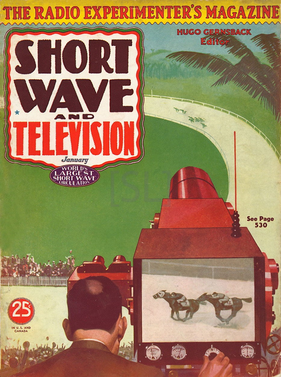 Short Wave and Television