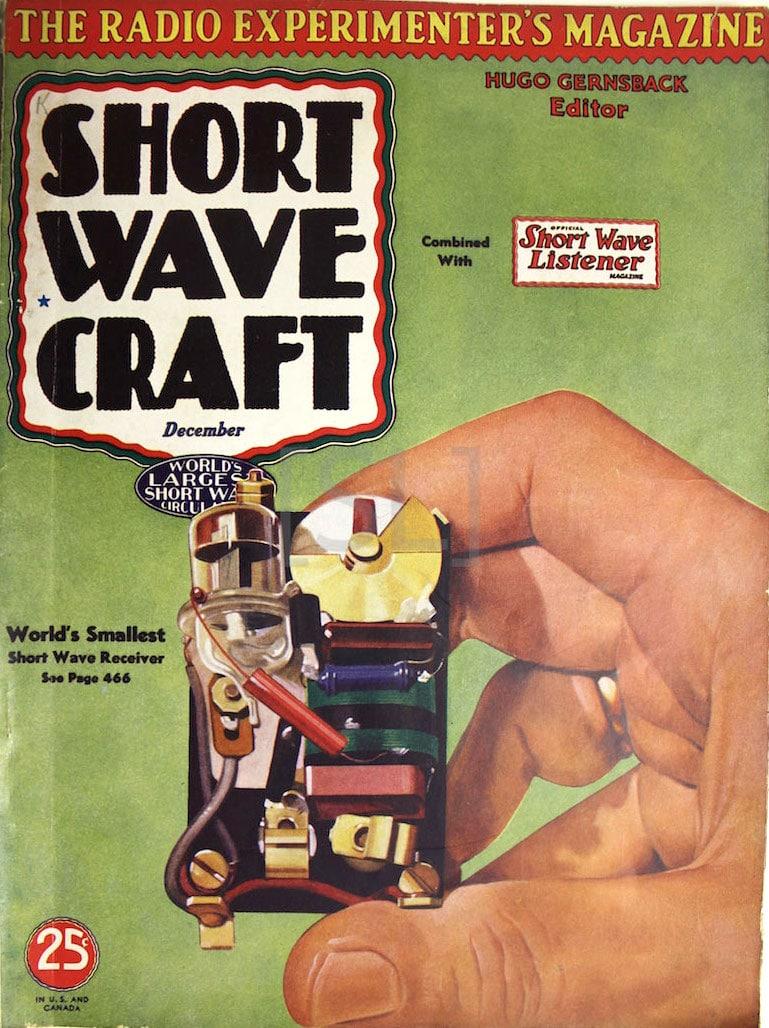 Short Wave Craft