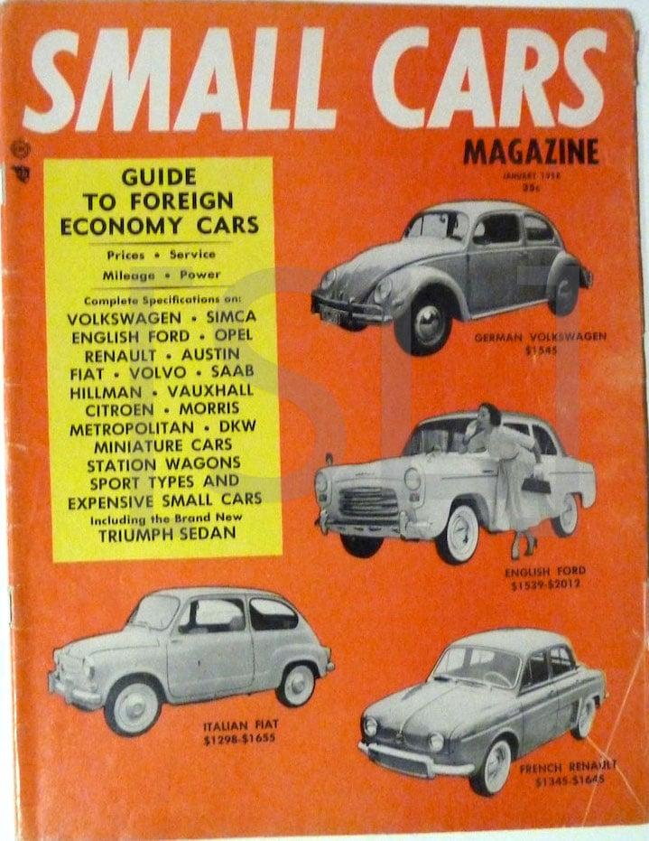 Small Cars Magazine – The Steven Lomazow Collection