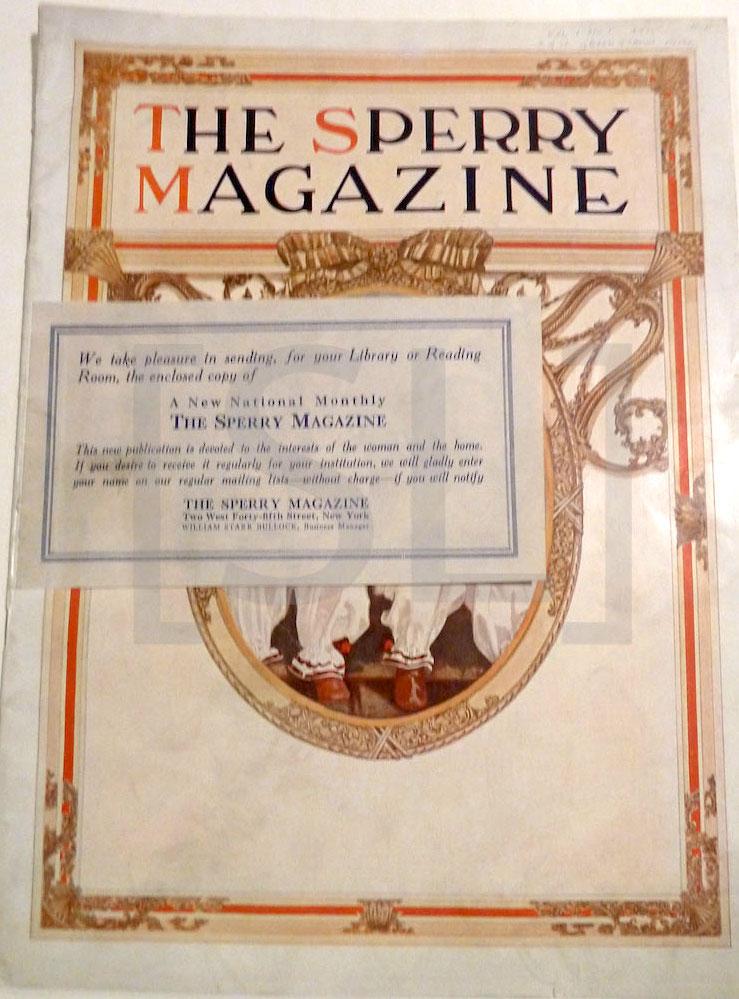 Sperry Magazine