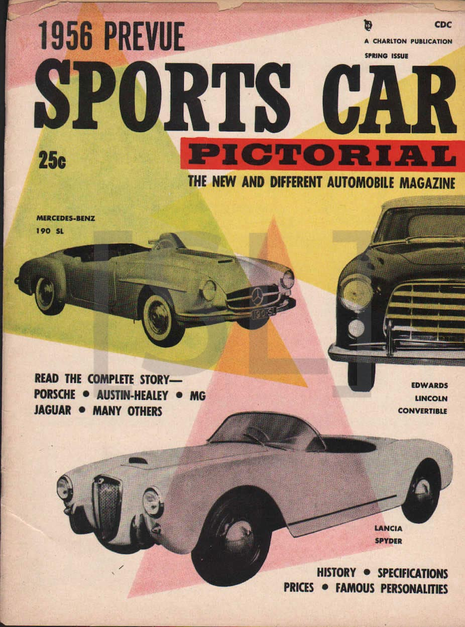 Sports Car Pictorial