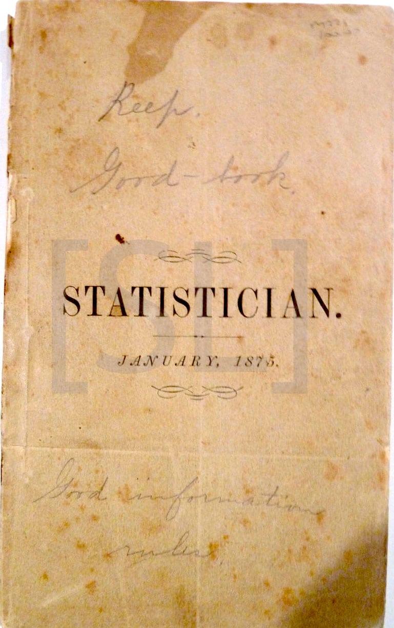 Statistician
