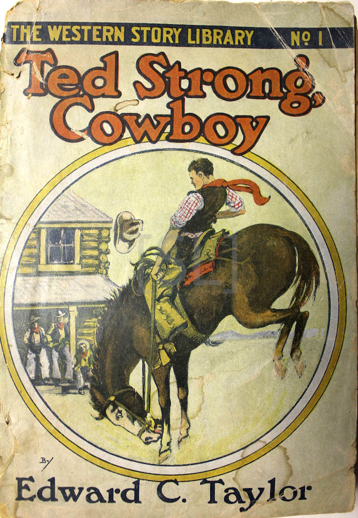 Ted Strong Cowboy