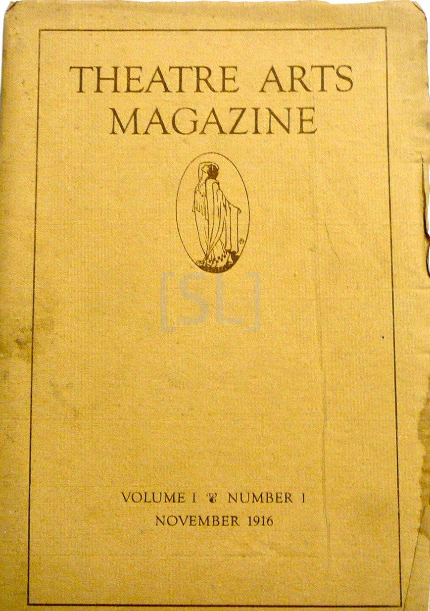 Theatre Arts Magazine