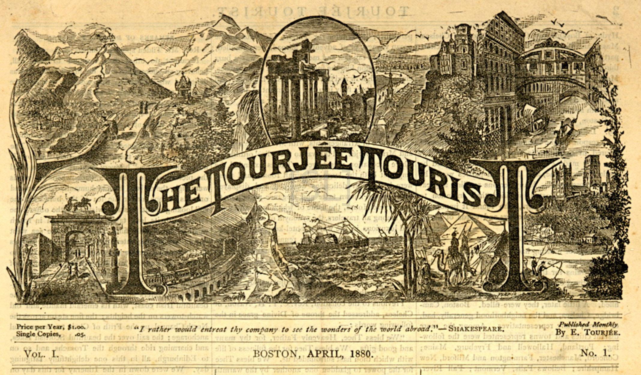 Tourjee Tourist