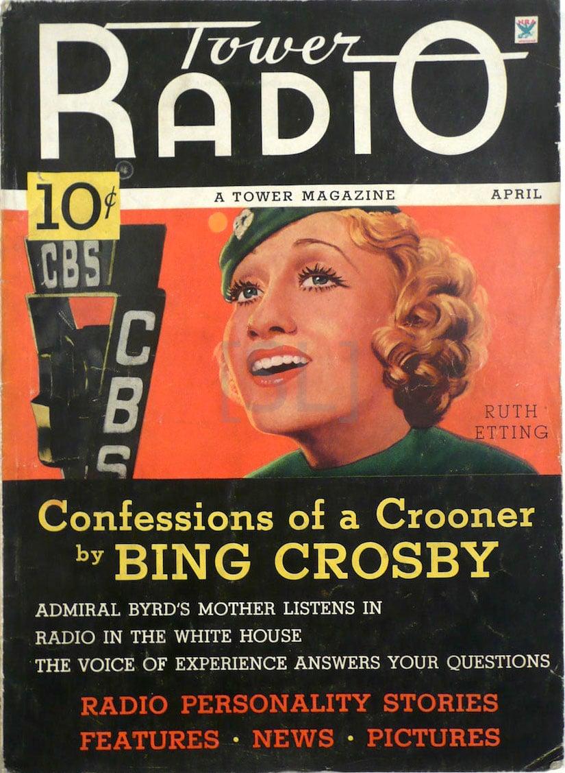 Tower Radio; A Tower Magazine