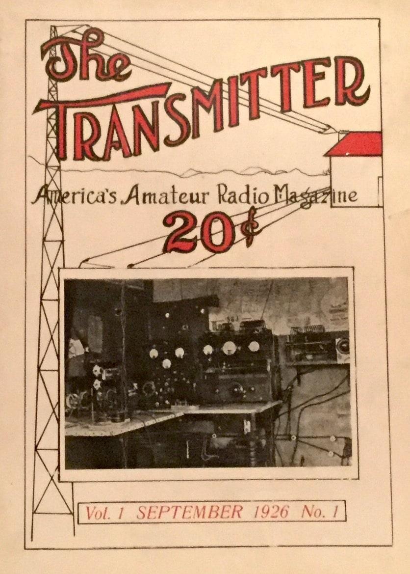 Transmitter; America's Amateur Radio Magazine