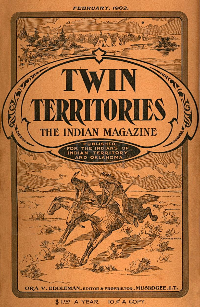 Twin Territories; The Indian Magazine