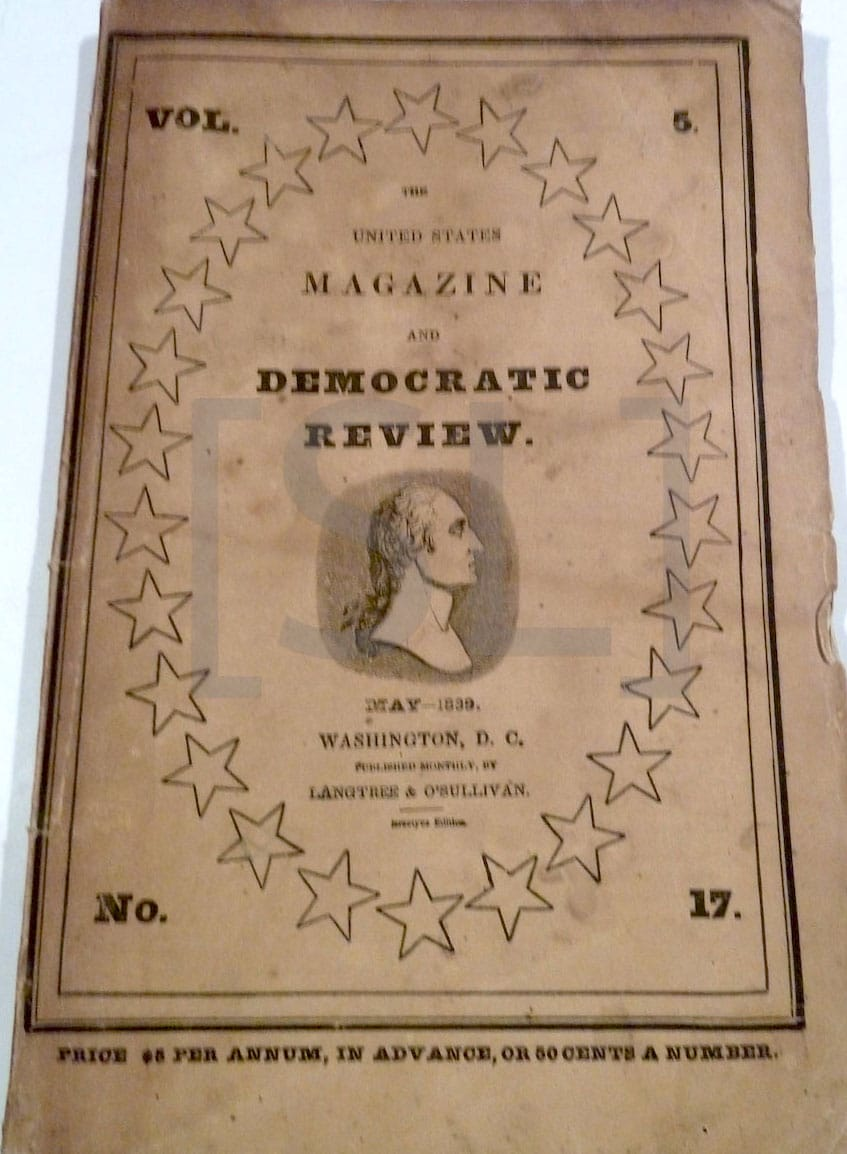 United States Magazine and Democratic Review