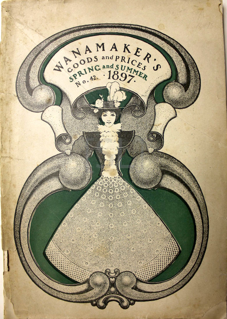 Wanamaker's Goods and Prices