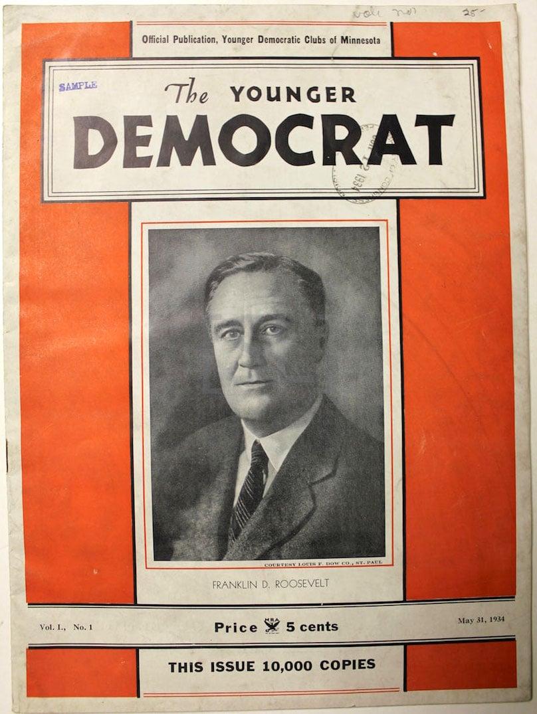 Younger Democrat