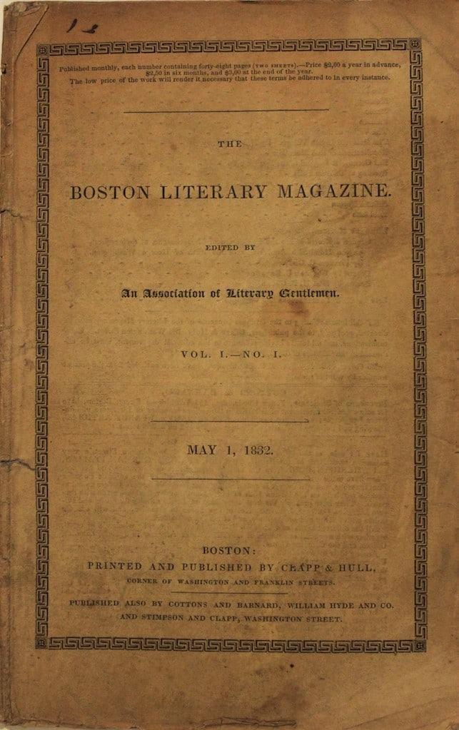 Boston Literary Magazine