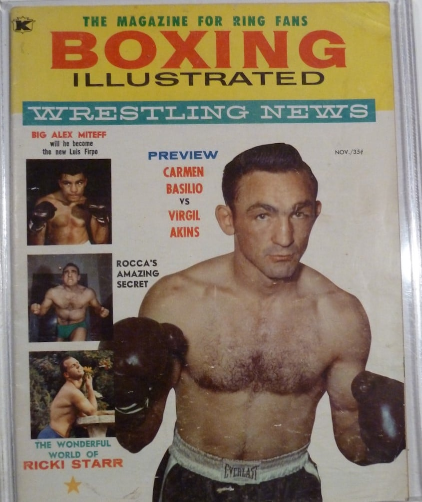 Boxing Illustrated