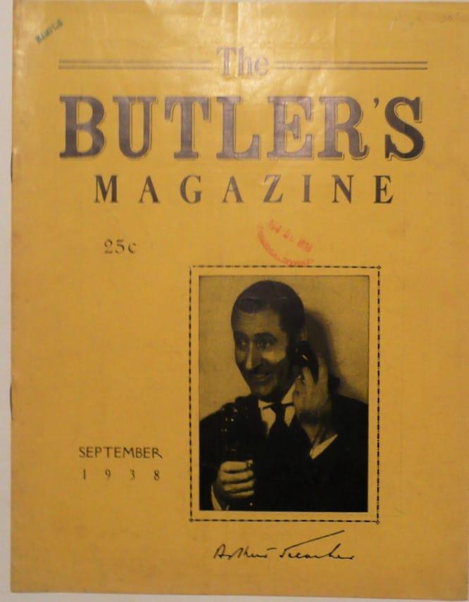 Butler's Magazine