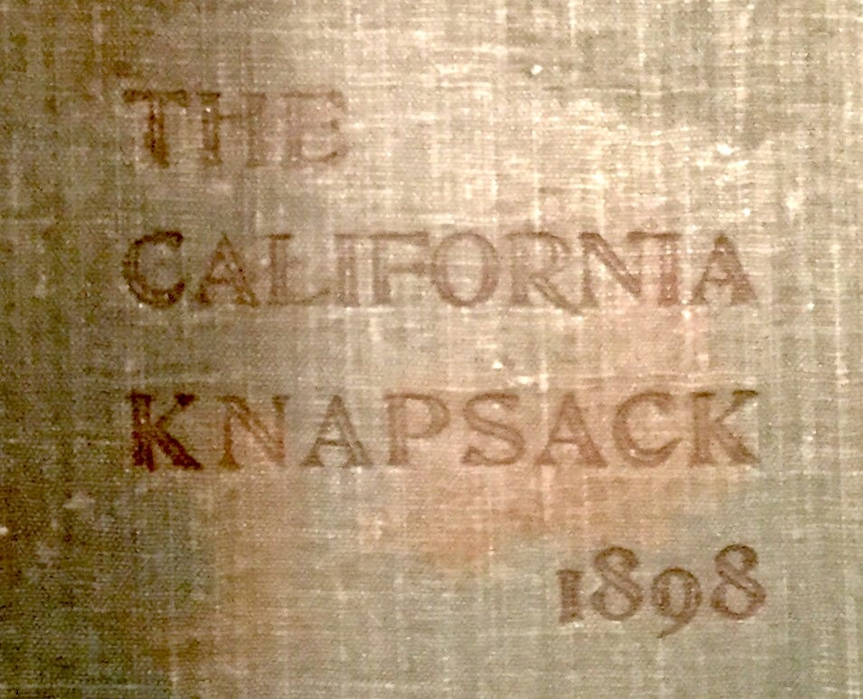 California Knapsack