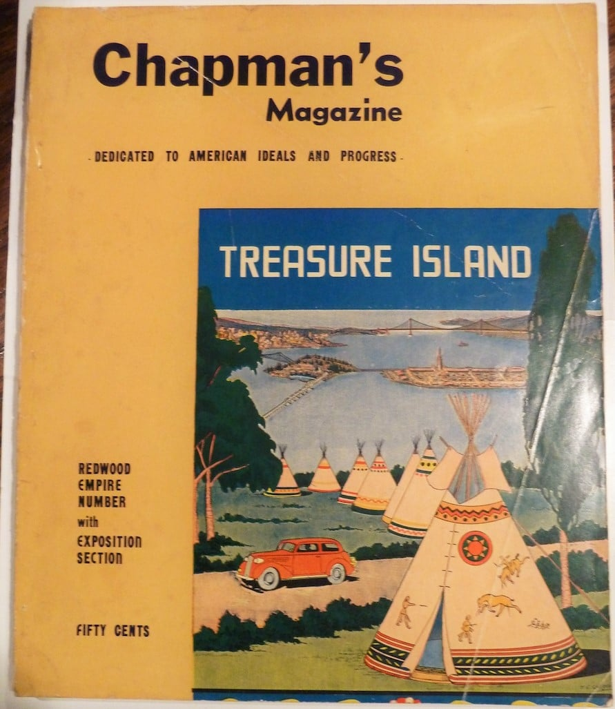 Chapman's Magazine. Dedicated to American Ideals and Progress