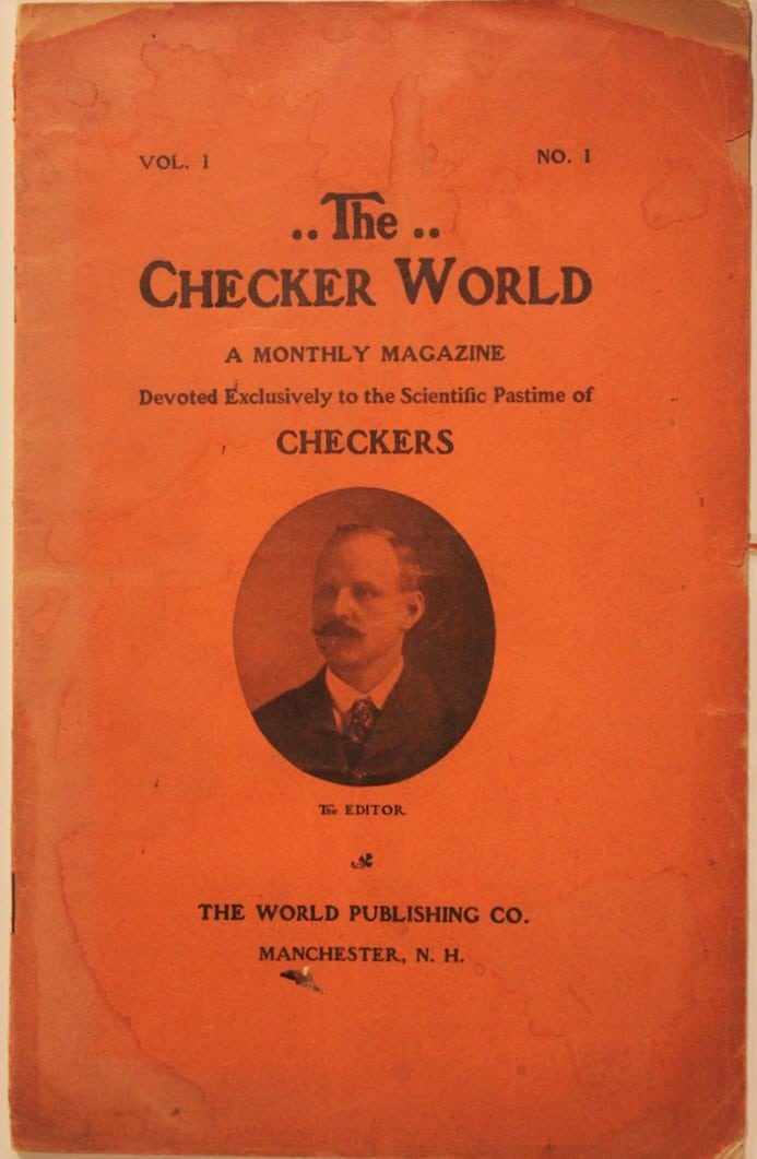 Checker World