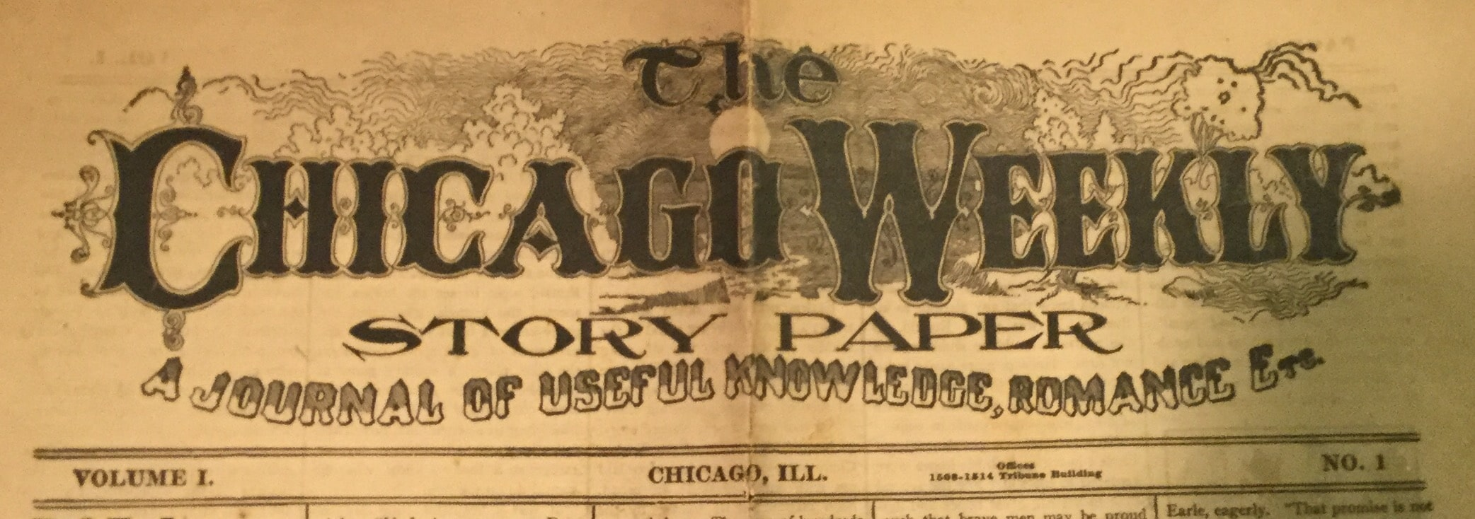 Chicago Story Paper