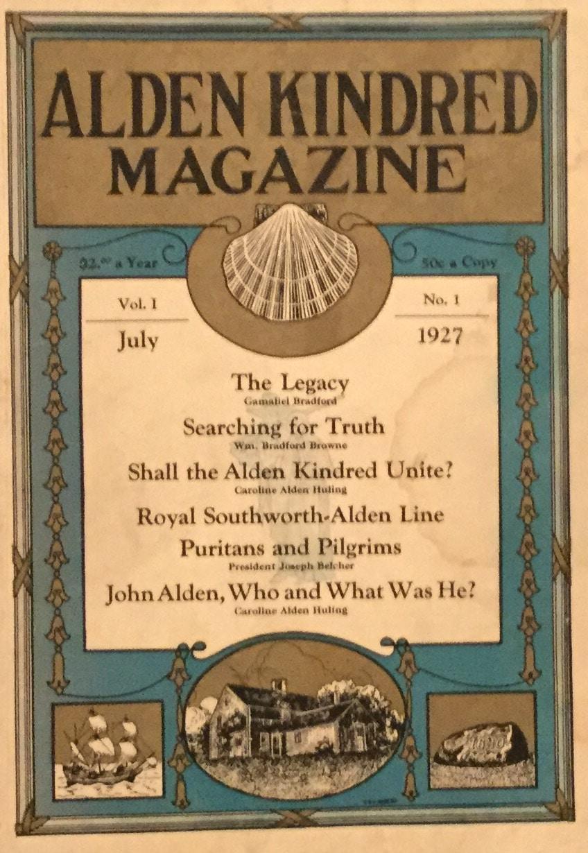 Alden Kindred Magazine