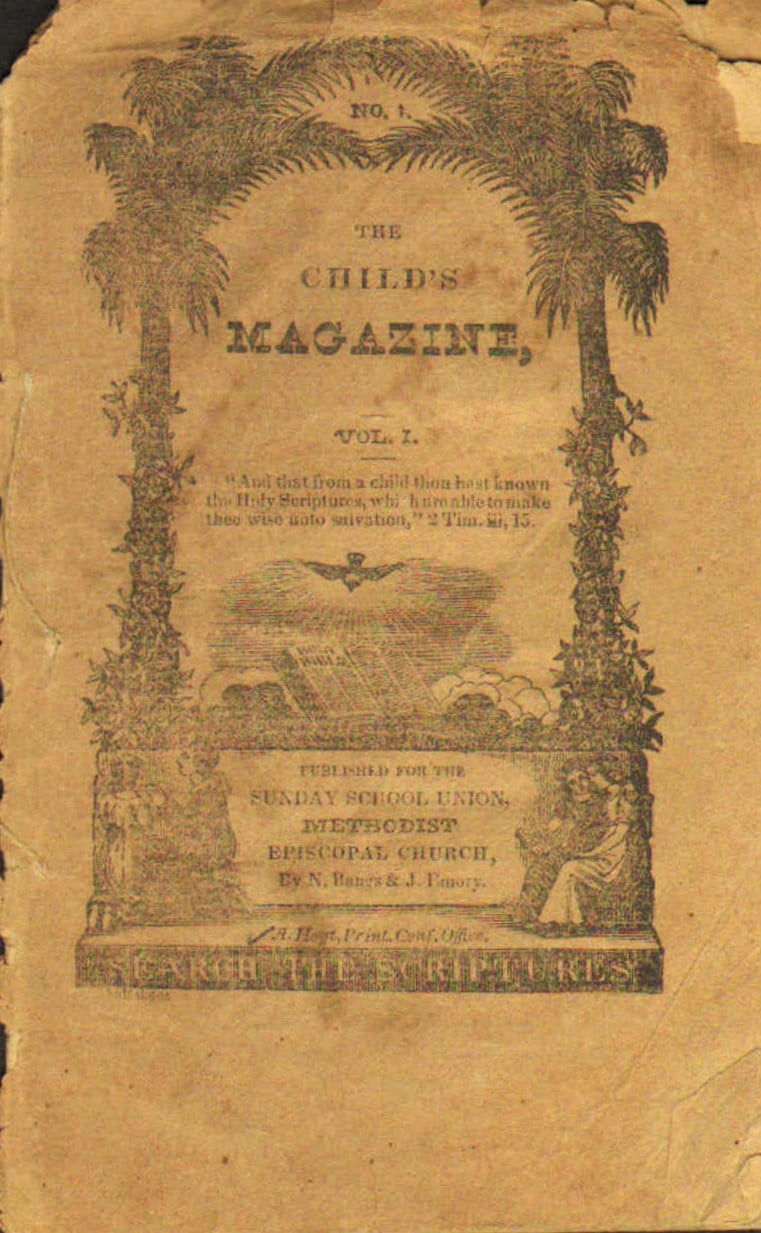 Child's Magazine
