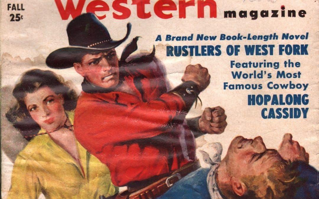 Hopalong Cassidy's Western Magazine