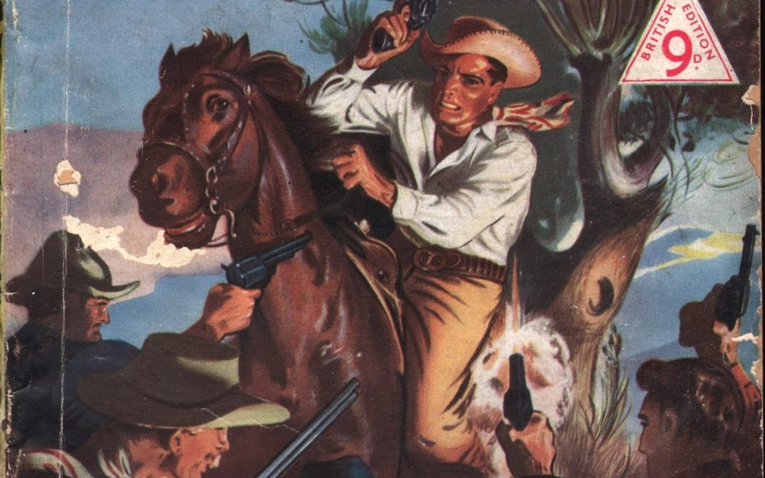 Max Brand's Western Magazine