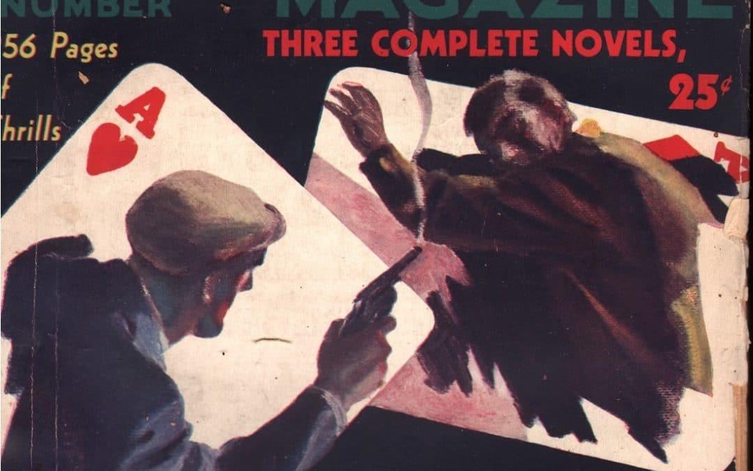 Mystery Novels Magazine