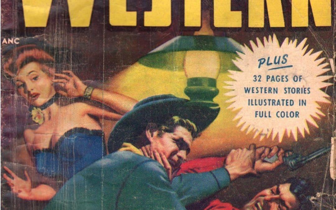 Pioneer Western (2nd Series)