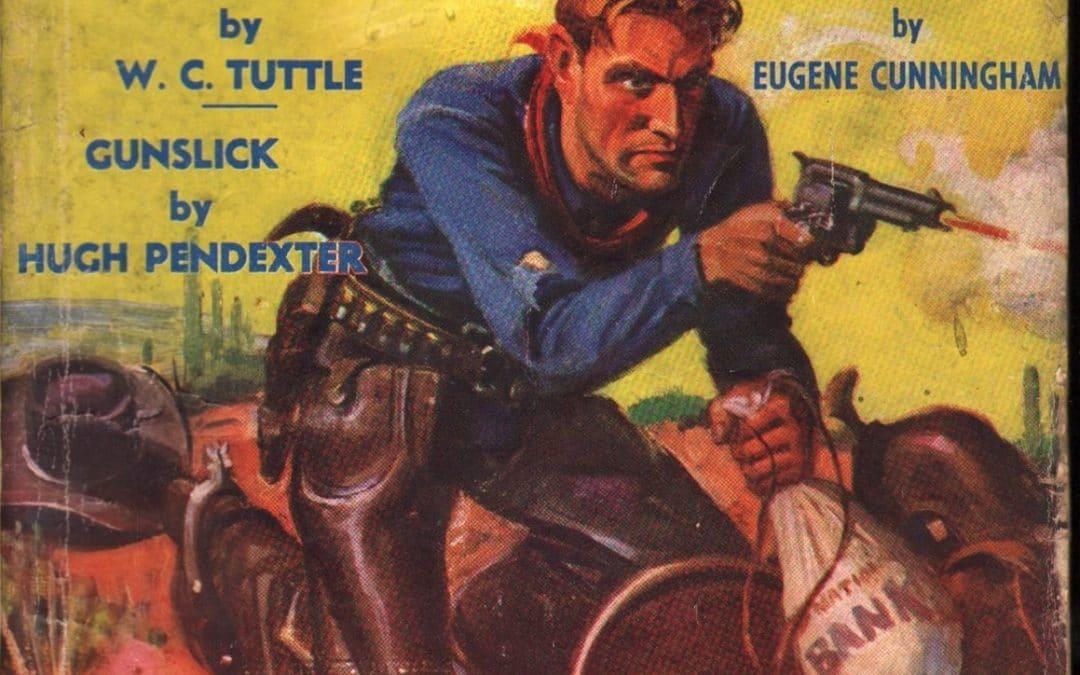 Quick Trigger Western Novels Magazine