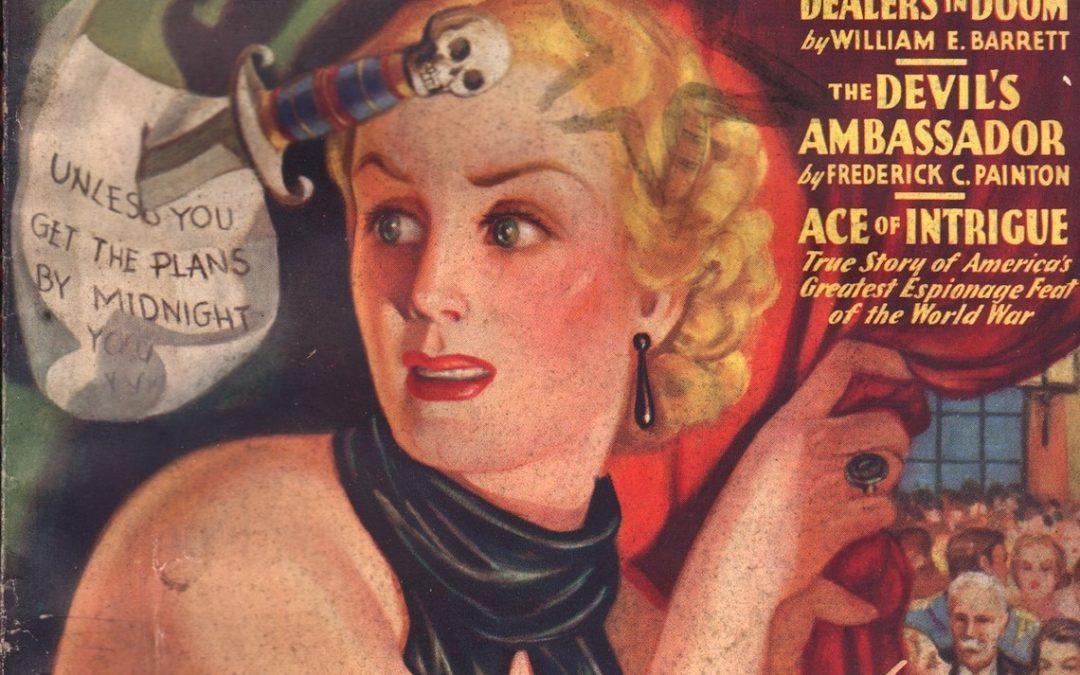 Spy Novels Magazine