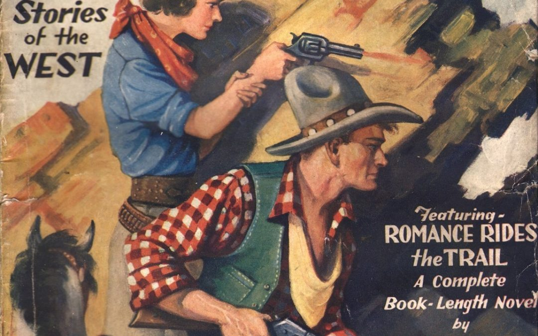 Thrilling Ranch Stories