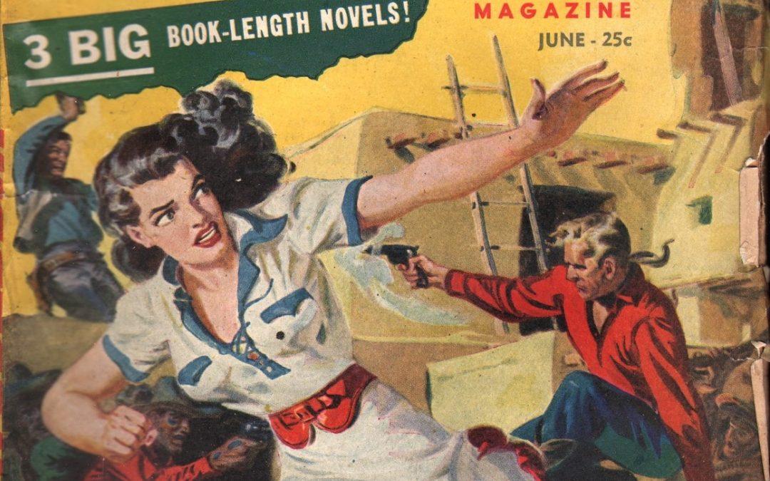 Three Western Novels Magazine