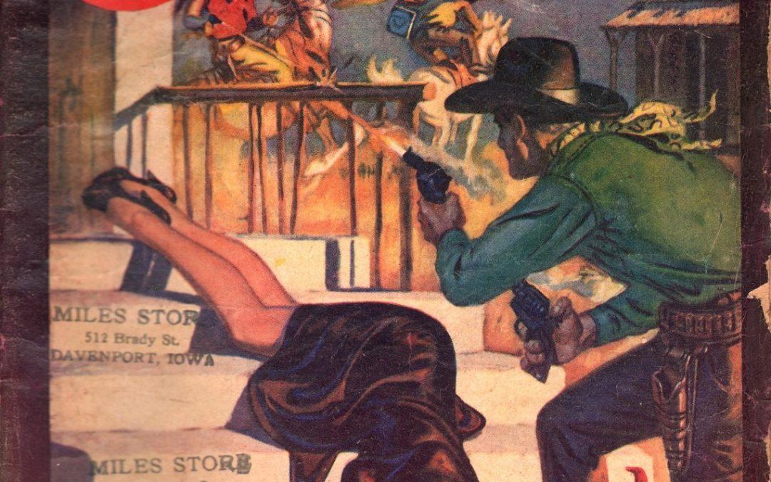 Tops in Western Stories