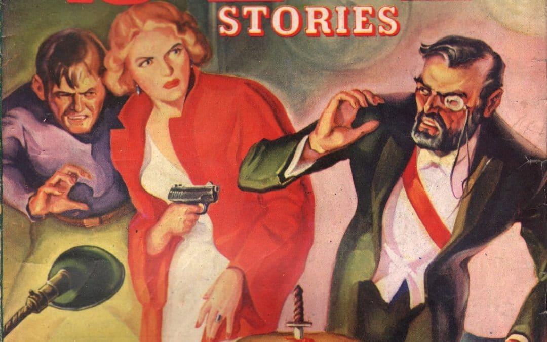 Thrilling Spy Stories