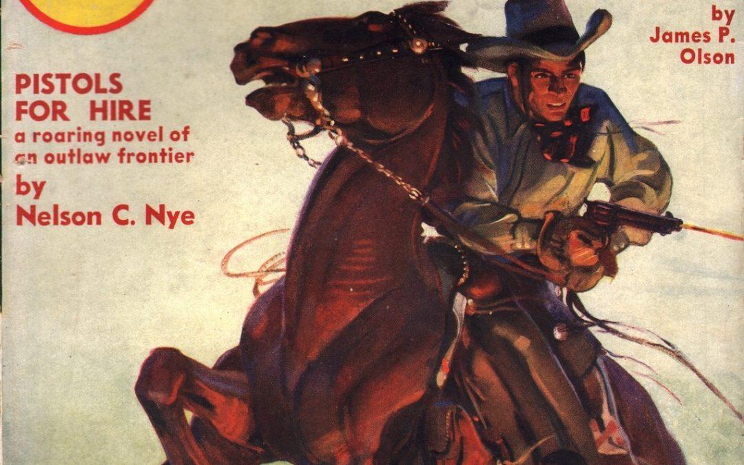 Two-Gun Western
