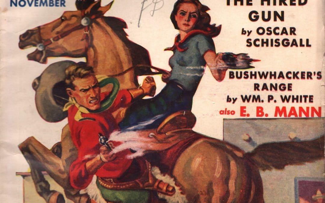 Western Action Novels