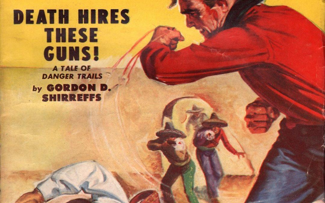 Western Rangers Stories (2nd Series)